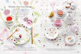 happy everything plates martha stewart weddings andie diemer