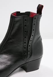 mens black biker style boots jeffery west mens shoes sale jeffery west murphy cowboy biker