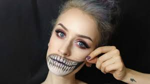 24 truly scary halloween makeup costumes hexjam
