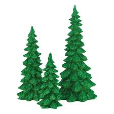 department 56 trees hedges shrubs and topiaries