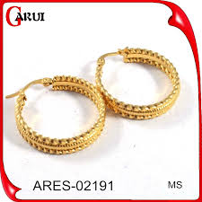 design of earing newest design 4 gram gold earrings fashion special design earrings