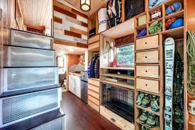 couple designs tiny house fit for 3 dogs and so much stuff curbed