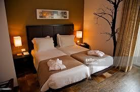 international design hotel lissabon guest room at international design hotel lisbon portugal stock