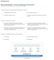 forms of energy worksheet 4th grade vanguard energy etf