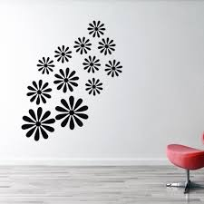 compare prices on wall stickers flower online shopping buy low 12pcs set 3d art high quality new arrival beautiful diy modern home room decor removable