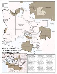 Colorado House District Map by Maps Itca