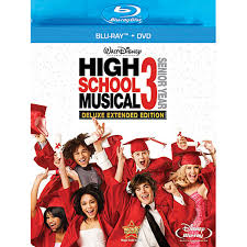 high school high dvd high school musical 3 senior year and dvd combo pack