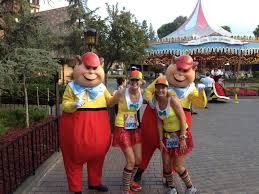 Tweedle Dee Tweedle Dum Halloween Costumes Tweedle Dee Tweedle Dum Runners Running Costumes Disney