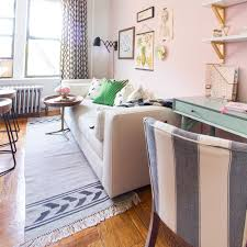 beautiful brooklyn studio apartment popsugar home
