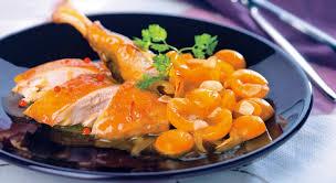 cuisiner des cuisses de pintade pintade aux mirabelles de lorraine un plat vraiment exquis