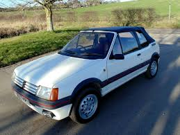 peugeot cars 1980 classic cars for sale