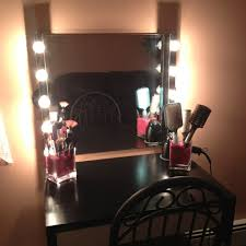 Lighting For Vanity Makeup Table Best Light Bulbs For Makeup Vanity Image Of Bathroom Vanity Light