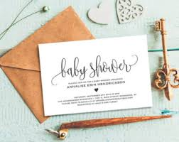 baby shower invites for boy instant baby shower invitations theruntime