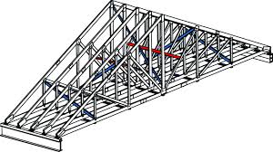Wood Truss Design Software Free Download by Stability Capacity Of Metal Plate Connected Wood Truss Assemblies