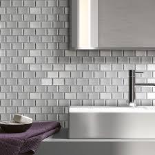 peel and stick backsplash tips overlap the smart tiles lowes