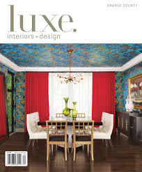 Home Base Expo Interior Design Course by Luxe Interior Design Orange County By Sandow Media Issuu
