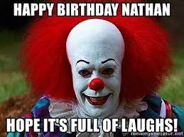 Nathan Meme - happy birthday nathan is of treasures happy birthday nathan happy