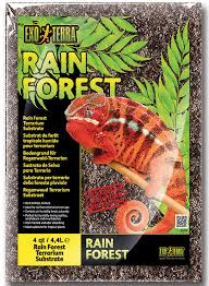 exo terra rain forest substrate 4 4l