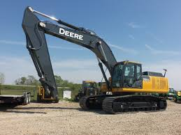 350g hydraulic excavator john deere equipment pinterest