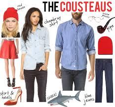 Red Shirt Halloween Costume Denim Halloween Costume Jacques Cousteau U2013 Eat Sleep Denim Blog