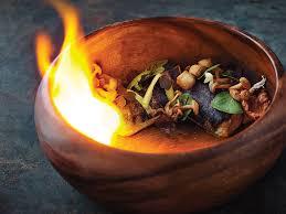 cuisine de r黐e chef de cuisine keith bombaugh re imagining the menu at