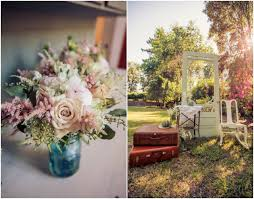 Backyard Rustic Wedding by Vintage Rustic Backyard Wedding Rustic Wedding Chic