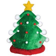 christmas tree hat plush christmas tree hat partycheap