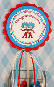 18 best cat in the hat baby shower images on pinterest baby