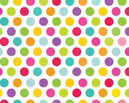 colorful polka dot backgrounds 1024x819 lil athletes lil
