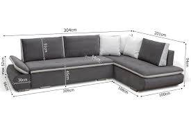 canapé d angle microfibre canapé d angle convertible en microfibre clary design