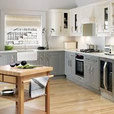 kitchen corner cabinets soft dark grey painted varnish
