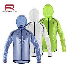 mtb rain jacket riposte waterproof mountain bike raincoat cycling clothing bike