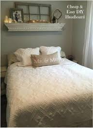 Diy Headboards 27 Ways To Rethink Your Bed Diy Headboards Shelves And Woods