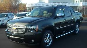 Southern Comfort Avalanche For Sale 2013 Chevrolet Avalanche Ltz Fairway Green Metallica Burns