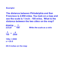 What Is A Map Scale Proportions A Proportion Is An Equation That States Ppt Download