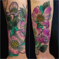 dogwood tattoo by adam sky resolution tattoo studio san