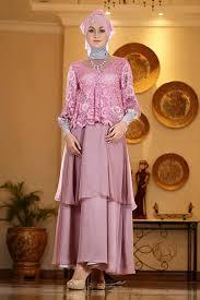 gaun muslim pesta muslimah yang elegan dan anggun