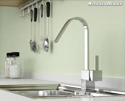 designer kitchen faucets stunning plain modern kitchen faucets contemporary kitchen sink