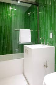 tiles for small bathrooms ideas bathroom designs unique green tile wall for small bathroom with