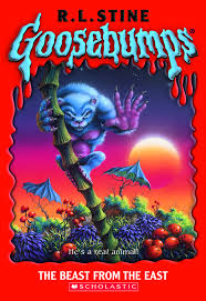 57 best goosebumps original covers images on pinterest