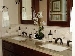 Bathroom Backsplash Ideas Bathroom Vanity Tile Backsplash Ideas - Bathroom vanity backsplash ideas