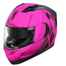 pink motocross helmets icon women u0027s alliance gt primary helmet jafrum