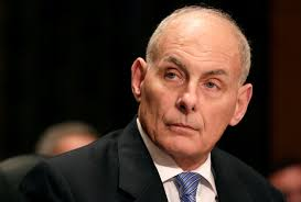 Who Is A Professional Secretary With John Kelly Becoming White House Chief Of Staff Who Is In