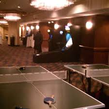 Ping Pong Table Rental Ping Pong Table Rentals Tournament Table Games For Rent Atlanta