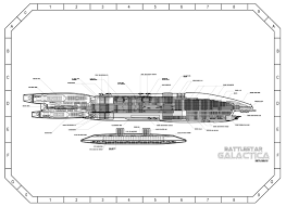 Starship Floor Plan Technical Illustration By Michael Giallombardo At Coroflot Com