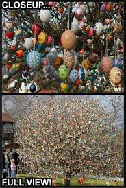 german easter egg tree easter egg tree german started in 1965 and has continually