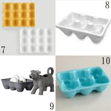 ceramic egg tray 12 i ve got my eye on ceramic egg crates bystephanielynn