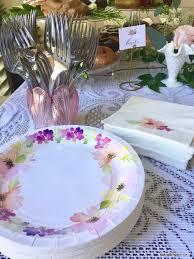 secret garden party dessert table frugelegance