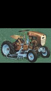 our garden tractors rare garden tractors crawlie things and