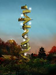 berensoon u0027s proposal transforms pylons into observation towers